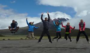 Tour Cotopaxi National Park & Quilotoa